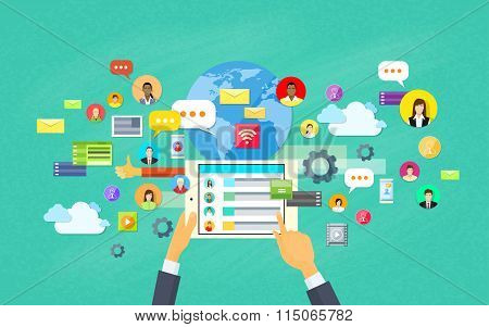 Mobile Application Development, Tablet App Programming