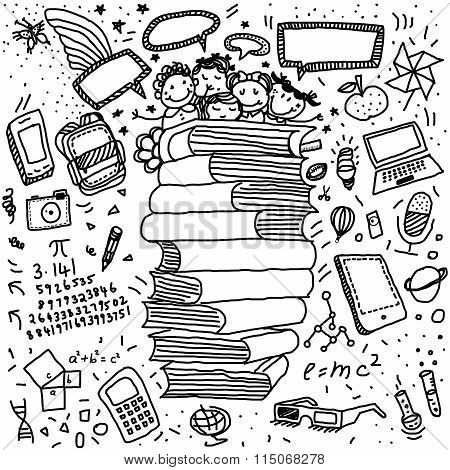 Doodles on the concept of education