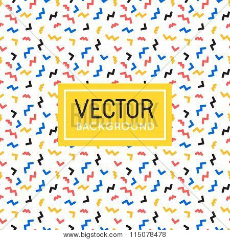 Vector Abstract Seamless Patern