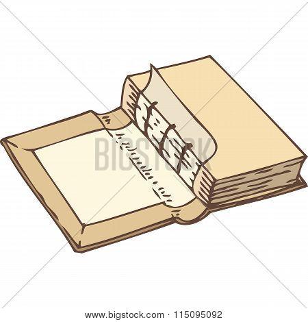 Binding A Book