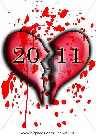 Ich blutigen Hass 2011