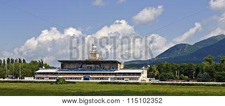 Pyatigorsk  Racecourse.