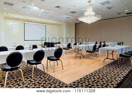 Hotel Meeting Event Room