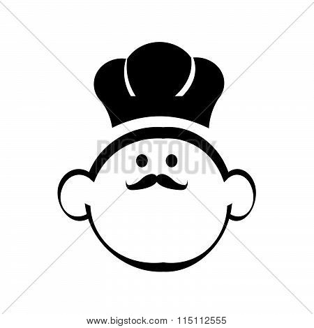 Chef Head Icon