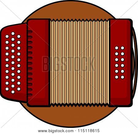 diatonic accordion musical instrument