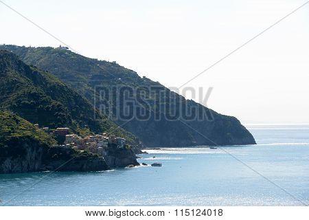 Manarola Of Cinque Terre, Italy
