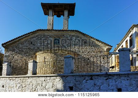Church of the nineteenth century  in old town of Xanthi, East Macedonia and Thrace