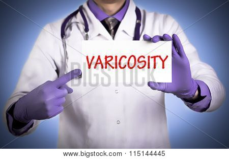 Varicosity