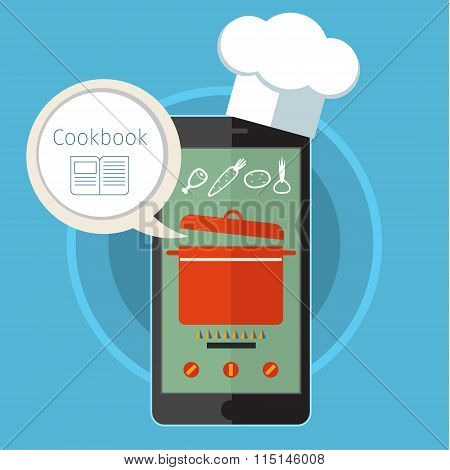 Concept for cooking