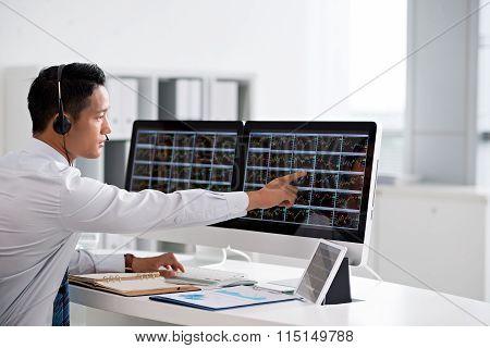 Examining Financial Charts