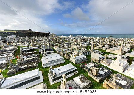 Santa Maria Magdalena Cemetery - Puerto Rico