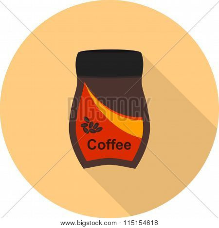 Coffee bottle