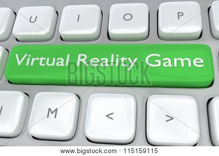 Virtual Reality Game Concept