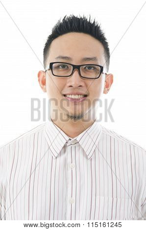 Asian Business Male