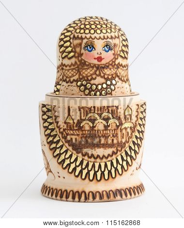 Russian Wooden Doll - Matryoshka