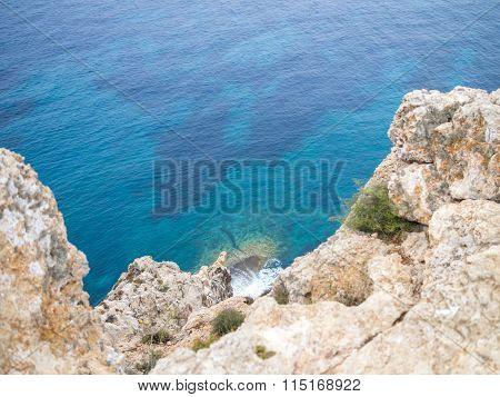 Formentera Cliffs