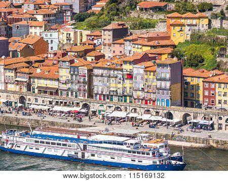 The Porto Ribeira