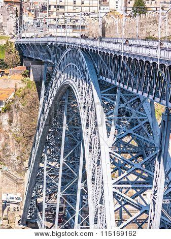 Bridge Luis I, Porto