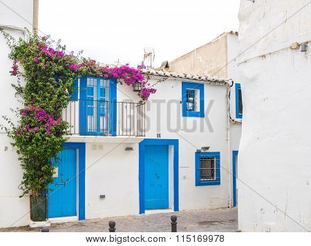 Traditional Ibiza Houses