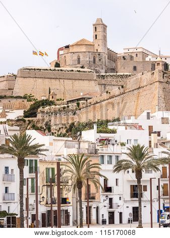 Ibiza Fortress and Cathedral