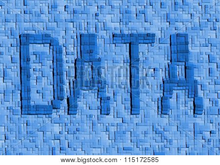 Abstract Data Background