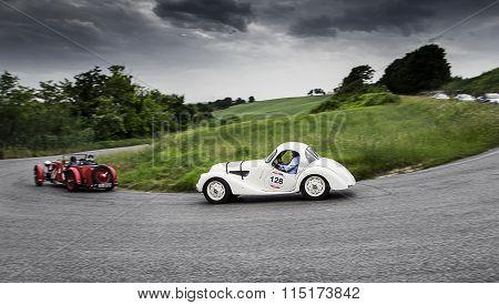 Mille miglia 2015 BMW 328 1937