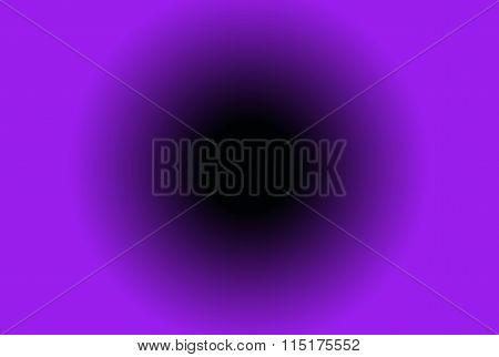 purple with blackhole