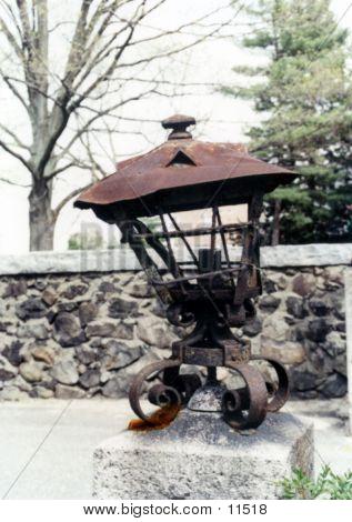 Lamp Stone 2