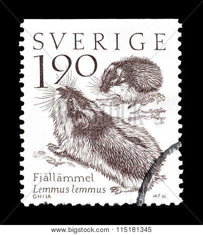 Sweden 1984