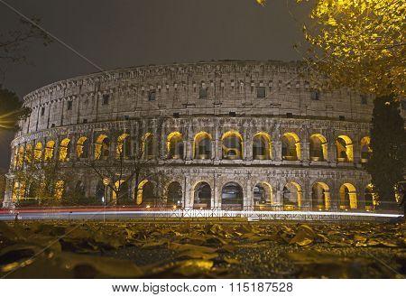 Night Colosseo
