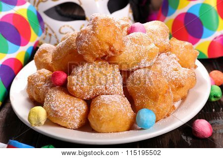 carnival confection