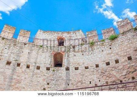tower fortification wall