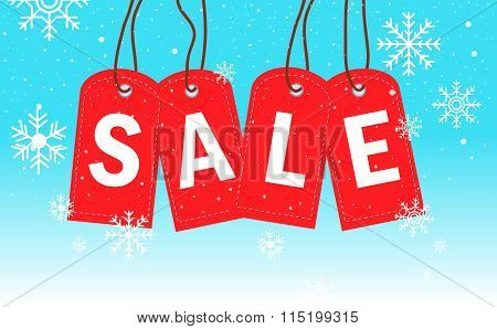 Sale Labels - Vector