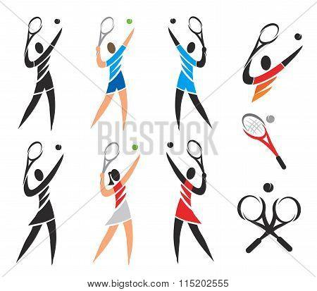 Tenis Icons