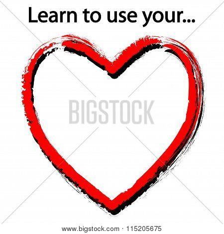 Use heart-background