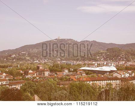 Retro Looking Turin Hills