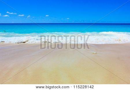 Waves Beach Tide