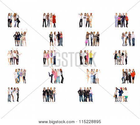 Achievement Idea People Diversity