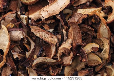 Dried Edible Mushrooms