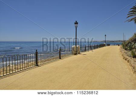 Way Along The Mediterranean Sea