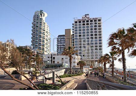 Quay Tel Aviv