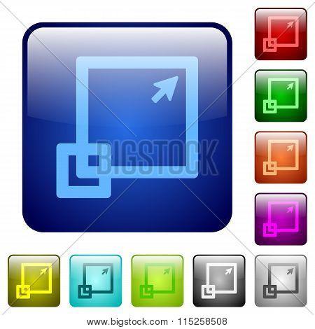 Color Maximize Window Square Buttons