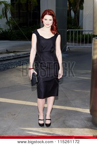 Alexandra Breckenridge at the HBO's Season 4 Premiere of