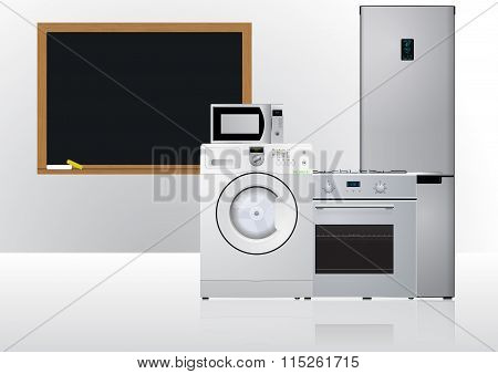 Appliance Machine