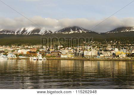 Ushuaia, Argentina Waterfront