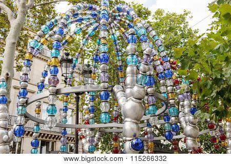 Le Kiosque Des Noctambules In Paris, France