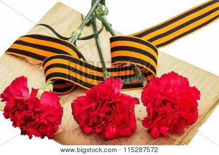 George Ribbon, Cloves And An Old Letter