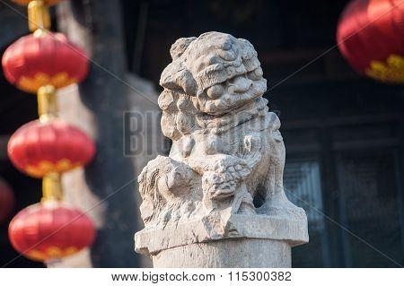 Traditional Chinese Dog Fu