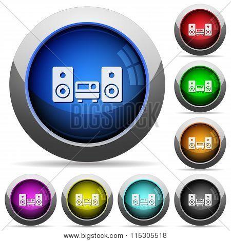 Hifi Button Set