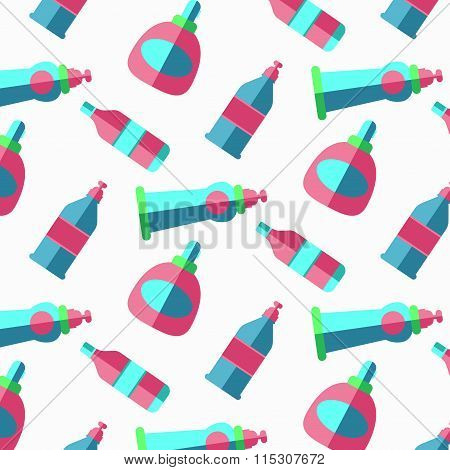 Seamless pattern cleaners